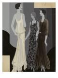 Vogue - February 1930 Regular Giclee Print by William Bolin