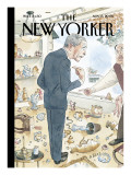 The New Yorker Cover - November 13, 2006 Regular Giclee Print by Barry Blitt