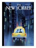 The New Yorker Cover - June 25, 2007 Regular Giclee Print by Lou Romano
