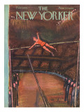 The New Yorker Cover - February 7, 1953 Premium Giclee Print by Abe Birnbaum