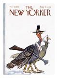The New Yorker Cover - November 27, 1965 Regular Giclee Print by Frank Modell