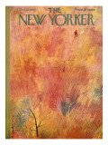 The New Yorker Cover - October 12, 1957 Regular Giclee Print by Roger Duvoisin