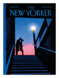 The New Yorker Cover - September 15, 2008 Premium Giclee Print by Eric Drooker