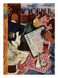 The New Yorker Cover - August 20, 1932 Regular Giclee Print by Harry Brown