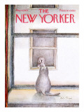 The New Yorker Cover - May 12, 1973 Premium Giclee Print by Andre Francois