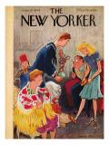 The New Yorker Cover - June 17, 1944 Regular Giclee Print by Garrett Price