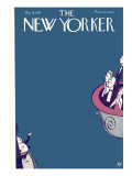 The New Yorker Cover - October 31, 1925 Premium Giclee Print by Julian de Miskey