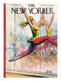 The New Yorker Cover - October 15, 1955 Regular Giclee Print by Arthur Getz