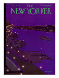The New Yorker Cover - September 19, 1931 Premium Giclee Print by Adolph K. Kronengold