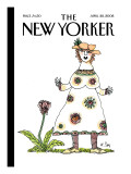 The New Yorker Cover - April 28, 2008 Premium Giclee Print by William Steig