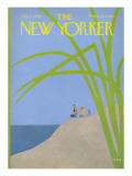 The New Yorker Cover - July 13, 1968 Premium Giclee Print by Charles E. Martin