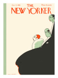 The New Yorker Cover - January 9, 1926 Premium Giclee Print by Hans Stengel