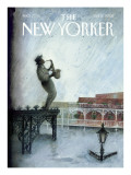 The New Yorker Cover - September 12, 2005 Regular Giclee Print by Ana Juan