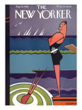 The New Yorker Cover - August 21, 1926 Regular Giclee Print by H.O. Hofman