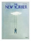The New Yorker Cover - June 30, 1980 Regular Giclee Print by Robert Tallon