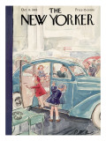 The New Yorker Cover - October 14, 1939 Regular Giclee Print by Perry Barlow