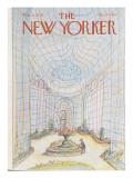The New Yorker Cover - March 5, 1979 Regular Giclee Print by Paul Degen