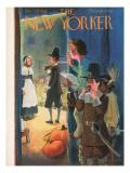 The New Yorker Cover - November 29, 1947 Regular Giclee Print by Garrett Price