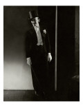 Vanity Fair - October 1933 Regular Photographic Print by Edward Steichen