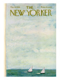 The New Yorker Cover - May 28, 1966 Premium Giclee Print by Abe Birnbaum
