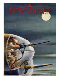 The New Yorker Cover - August 22, 1942 Premium Giclee Print by Constantin Alajalov