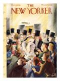 The New Yorker Cover - October 24, 1936 Regular Giclee Print by Constantin Alajalov