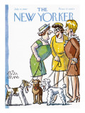 The New Yorker Cover - July 22, 1967 Premium Giclee Print by Peter Arno