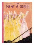 The New Yorker Cover - June 25, 1949 Regular Giclee Print by Garrett Price