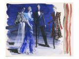 Vogue - June 1936 Regular Giclee Print by René Bouét-Willaumez