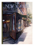 The New Yorker Cover - September 29, 1956 Premium Giclee Print by Arthur Getz