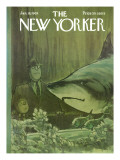 The New Yorker Cover - January 18, 1969 Regular Giclee Print by Charles Saxon