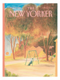 The New Yorker Cover - September 9, 1985 Regular Giclee Print by Jean-Jacques Sempé