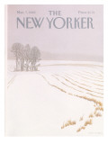 The New Yorker Cover - March 7, 1988 Premium Giclee Print by Gretchen Dow Simpson