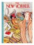 The New Yorker Cover - January 28, 1939 Regular Giclee Print by Barbara Shermund