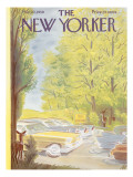 The New Yorker Cover - May 23, 1959 Premium Giclee Print by Julian de Miskey