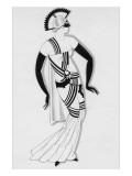 Vogue - December 1930 Regular Giclee Print by Robert E. Locher