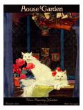 House & Garden Cover - November 1922 Regular Giclee Print by Bradley Walker Tomlin