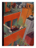 The New Yorker Cover - June 12, 1937 Premium Giclee Print by Adolph K. Kronengold