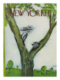 The New Yorker Cover - April 29, 1967 Premium Giclee Print by Abe Birnbaum