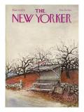 The New Yorker Cover - November 6, 1978 Premium Giclee Print by Arthur Getz
