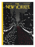 The New Yorker Cover - April 2, 1927 Premium Giclee Print by Toyo San