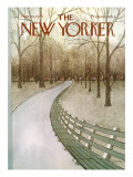 The New Yorker Cover - March 24, 1975 Premium Giclee Print by Charles E. Martin