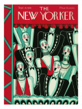 The New Yorker Cover - September 18, 1926 Premium Giclee Print by Stanley W. Reynolds