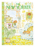The New Yorker Cover - May 11, 1968 Regular Giclee Print by William Steig