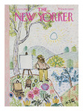 The New Yorker Cover - August 23, 1969 Regular Giclee Print by William Steig