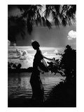 Vogue - February 1935 Premium Photographic Print by Toni Frissell