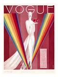 Vogue Cover - September 1926 Premium Giclee Print by Eduardo Garcia Benito