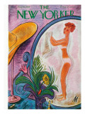 The New Yorker Cover - August 19, 1939 Premium Giclee Print by Julian de Miskey