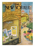 The New Yorker Cover - June 22, 1968 Regular Giclee Print by Beatrice Szanton