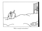 """Well, so much for antioxidants."" - New Yorker Cartoon Premium Giclee Print by Bruce Eric Kaplan"